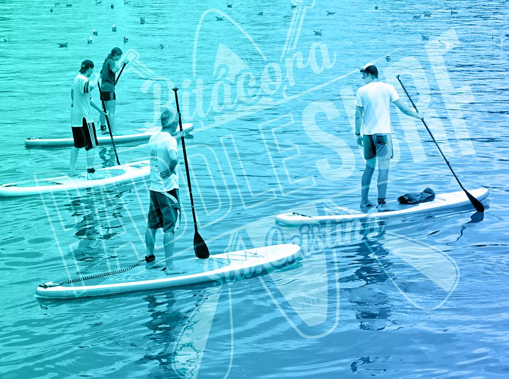 Santa Cristina Paddle Surf Grupos