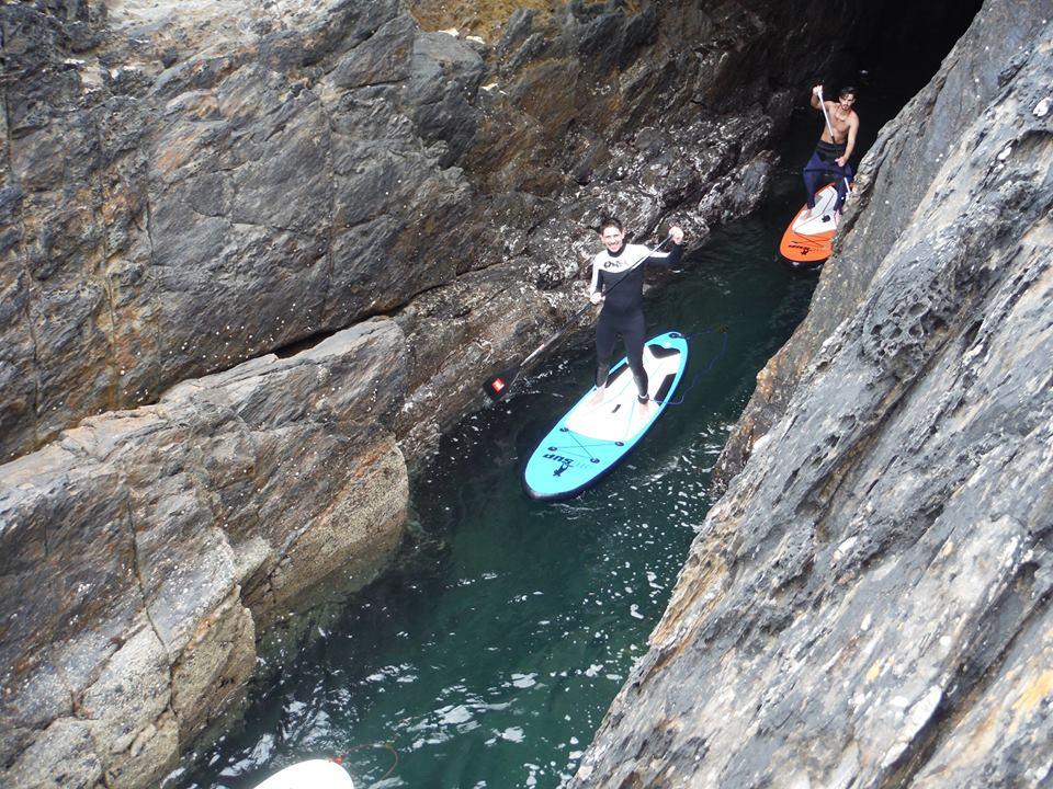 Ruta Paddle Surf : La Cueva