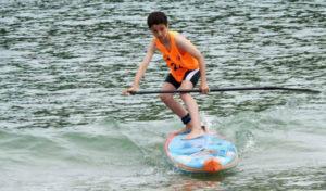 cumpleaños surf paddle surf