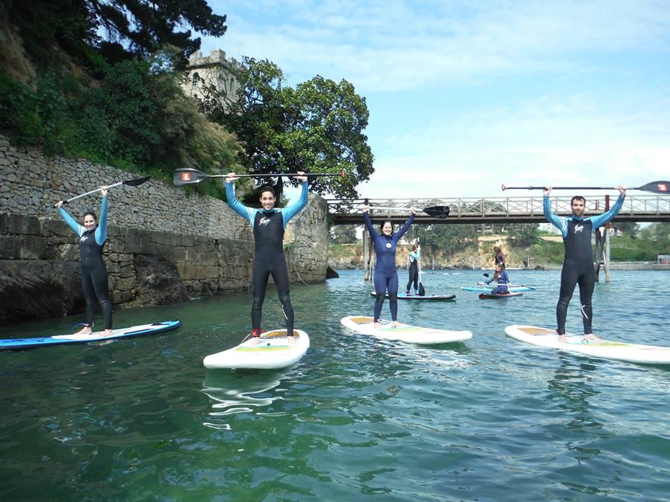 paddle Surf Oleiros,