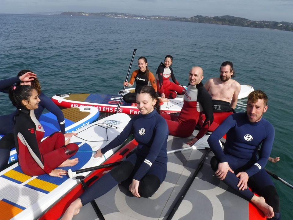 Paddle Surf Grupos