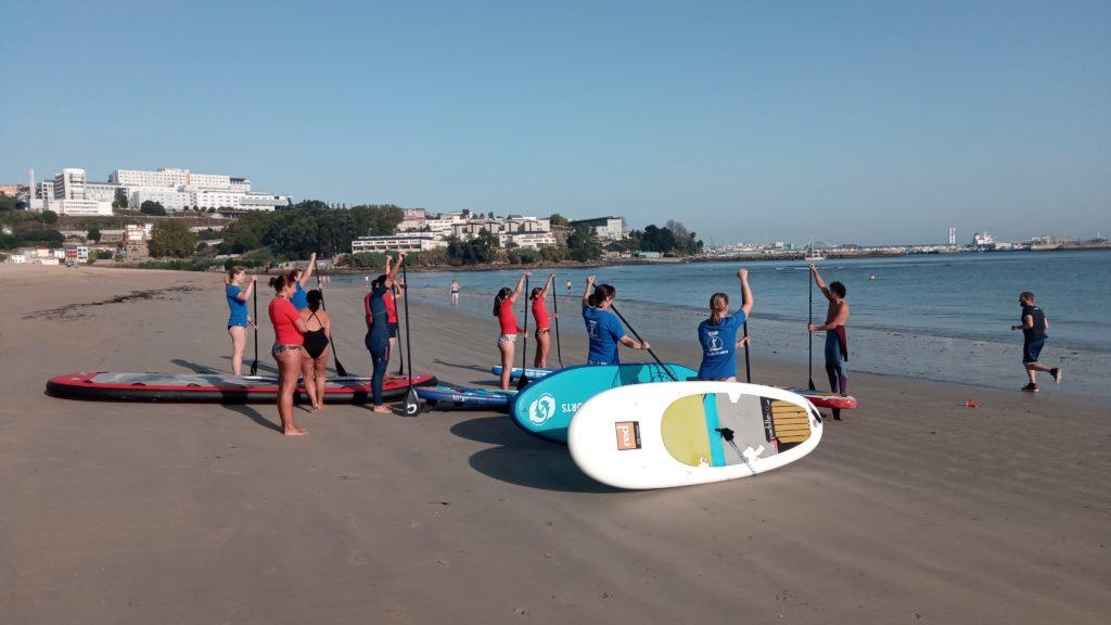 paddle surf coruna