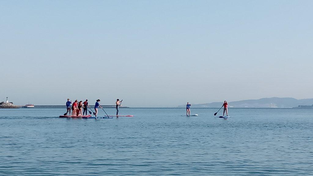 Paddle Surf Oleiros