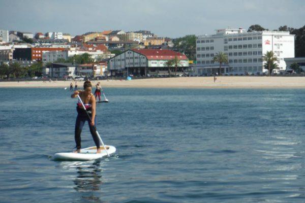 Paddlesurf Santa Cristina