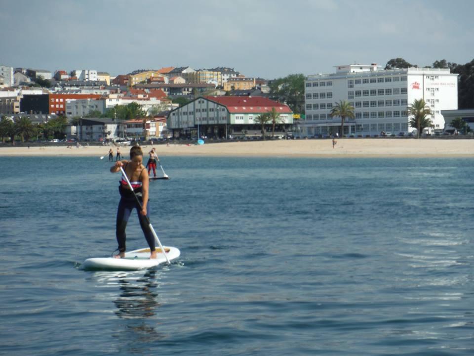 Bitacora Paddlesurf Santa Cristina